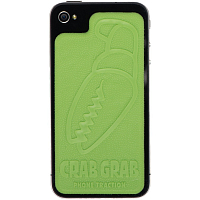 Crab Grab PHONE TRACTION GREEN