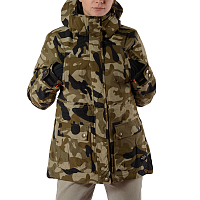 Holden SHELTER JACKET CAMO
