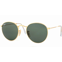Ray Ban ROUND METAL ARISTA/CRYSTAL GREEN