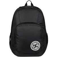 DC THE LOCKER M BKPK BLACK