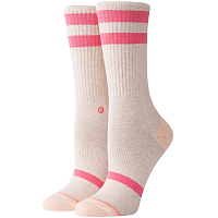 Stance Uncommon Solids W Classic Uncommon Heather Pink