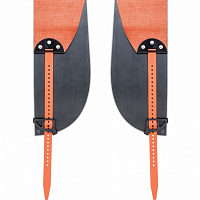 Voile SPLITBOARD SKINS TAIL CLIP KIT ASSORTED