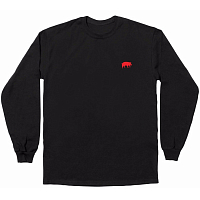 Yes TEE L/S UNINC BLACK