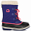 SOREL YOOT PAC NYLON Grape Juice, Afterglow