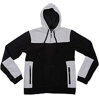 Bonfire BARRIER FLEECE HOODY BLACK