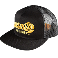 Sector9 MARQUEE HAT BLACK