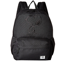 Vans PEANUTS TONAL REALM PLUS BACKPACK BLACK