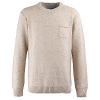 Quiksilver NEWCHESTER M SWTR Oatmeal