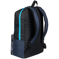 Quiksilver NIGHT TRACK M BKPK Blue Nights