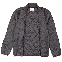 Nixon WORK PUFFY JACKET Charcoal