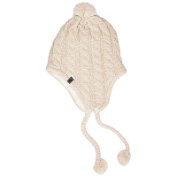 The North Face W FUZ EARFLAP BEANIE VINTAG WH (K82)