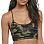 Volcom CANT SEA ME CROP DARK CAMO