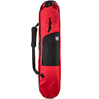 Sun Hill SNOW LIGHT RED/BLACK