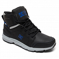 DC TORSTEIN M BOOT BLACK/GREY/BLUE