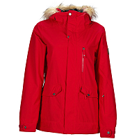 Nikita HAWTHORN JACKET MARACHINO CHERRY