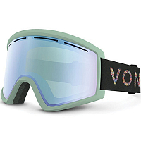 VonZipper CLEAVER Mint / Stellar Chrome