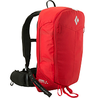 Black Diamond PILOT 11 JETFORCE BACKPACK FIRE RED