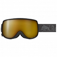 Spect RED BULL MAGNETRON EON MATT BLACK/GOLD SNOW - SMOKE WITH GOLD MIRROR