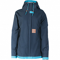 Faction TAYLOR PARKA MIDNIGHT BLUE