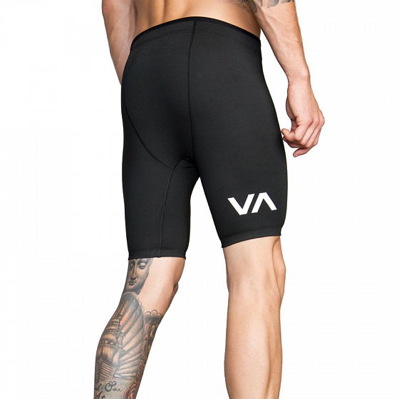 RVCA COMPRESSION SHORT SS17 от RVCA в интернет магазине www.traektoria.ru - 5 фото
