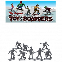 TOY BOARDERS SKATE 2 SLATE GRAY