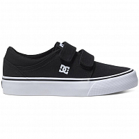 DC TRASE V SHOE BLACK/WHITE