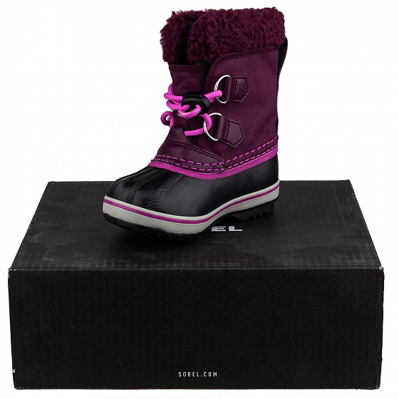Ботинки SOREL CHILDRENS YOOT PAC NYLON FW от SOREL в интернет магазине www.traektoria.ru - 5 фото
