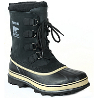 Sorel CARIBOU (MENS) Black, Tusk