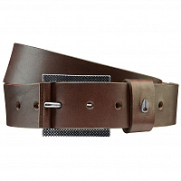 Nixon AMERICANA BELT II Dark Brown