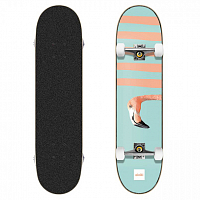 Aloiki Longboards TROPICAL MC COMPLETE 7,75