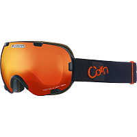 CAIRN SPIRIT OTG MAT BLACK ORANGE MIRROR