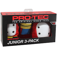 Pro-Tec STREET GEAR JR 3 PACK RETRO
