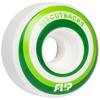 Flip CUTBACK WHEELS PACK GREEN