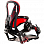 Spark R&D BURNER BINDING BLACK/RED