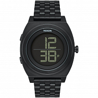 Nixon TIME TELLER DIGI SS ALL BLACK