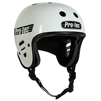 Pro-Tec FULL CUT Gloss White