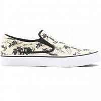 DC TRASE SLIP-ON S M SHOE CREAM