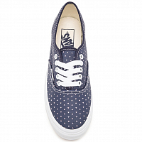 Vans AUTHENTIC SLIM (Micro Hearts) dress blues/true white