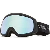 VonZipper FEENOM NLS BLACK SATIN / WILD STELLAR CHROME