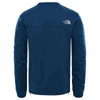 The North Face M TECH CREW BLUE WING TEAL (N4L)