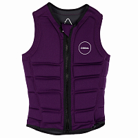 FOLLOW ENTREE LADIES CE JACKET PLUM