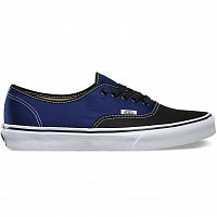Vans Authentic (2-Tone) black/patriot blue