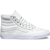 Vans SK8-HI SLIM (Rivets) antique silver/true white