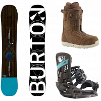 Burton M ALL-MOUNTAIN PACKAGE 5 0