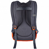 Nixon GRANDVIEW BACKPACK DARK GRAY/ORANGE