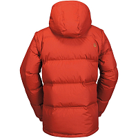Volcom DUCT TAPE DOWN JACKET Rust