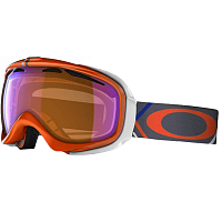 Oakley Elevate FREEDOM PLAID NEON FIRE/HI PERSIMMON