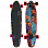 Landyachtz MAPLE RIPPER TROPIC NIGHTS COMPLETE one size