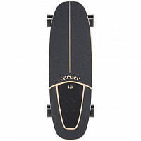 Carver CX PROTEUS SURFSKATE COMPLETE RAW