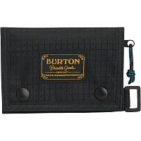 Burton MB CORY WALLET TRUE BLACK